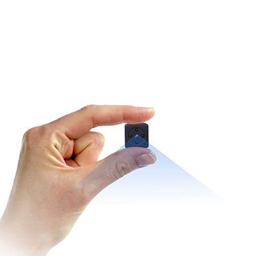 Mini Kamera, NIYPS Full HD 1080P Tragbare Kleine...