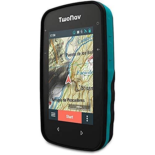 TwoNav - GPS Cross - Multisport Fahrrad MTB Radfahren Wandern Trekking...