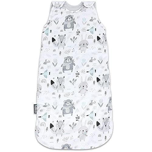 Baby Schlafsack Innenschlafsack für Neugeborene und Kleinkinder - aus...