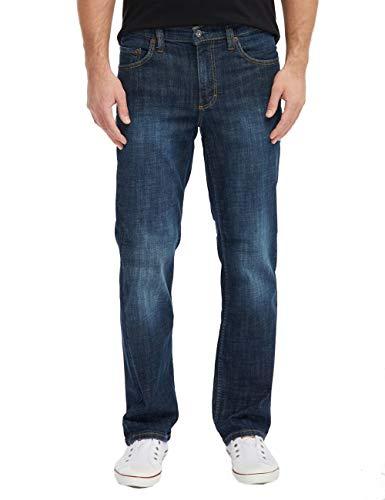 MUSTANG Herren Big Sur Jeans, Blau (Old Brushed 588), 38W / 34L