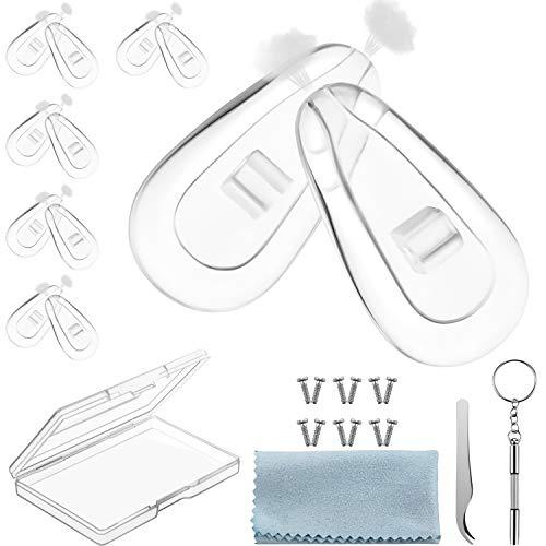 Nasenpads für Brillen, Reparatur Kit für Brillen, Nasenpads zum...