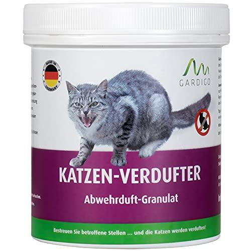 Gardigo Katzen Verdufter Granulat für Haus, Garten   Katzenabwehr,...
