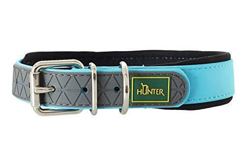 HUNTER CONVENIENCE COMFORT Hundehalsband, Kunststoffmaterial, Neopren,...