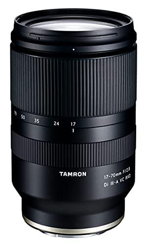 TAMRON 17-70mm F/2.8 Di III-A VC RXD Zoom-Objektiv für spiegellose...