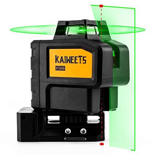 Kreuzlinienlaser selbstnivellierend Laser Wasserwaage Nivelliergerät,...