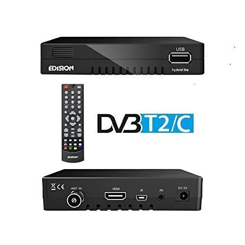 Hybrid lite DVB-C HD Kabel Receiver für alle Deutsche Kabelanbieter...