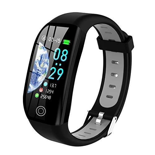 Tipmant Fitness Armband mit Pulsmesser Blutdruckmessung Smartwatch...