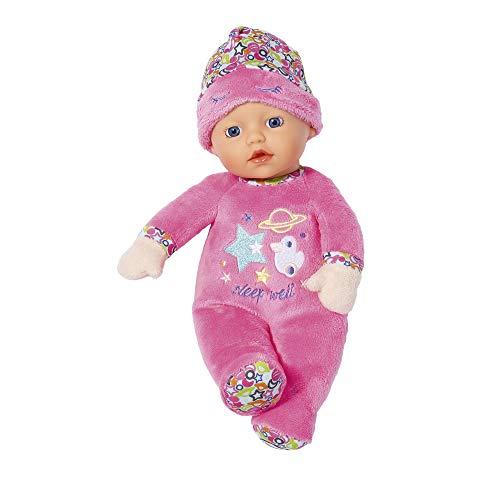 BABY Born 829684 Sleepy 30 cm Puppe - Klein & Weich - Leicht für...