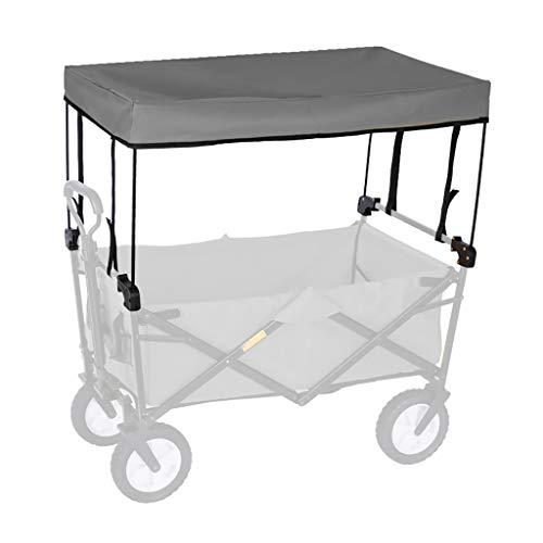 GWXTC Faltbarer Bollerwagen Folding Outdoor-Hand Push tragbare Trolley...