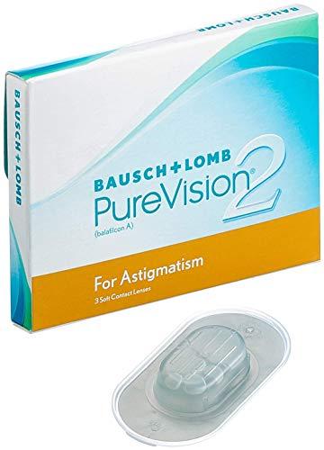 Bausch und Lomb PureVision2 for Astigmatism Monatslinsen, torische...