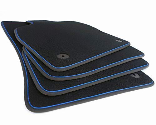 kh Teile Fußmatten passend für Golf 7 R-Line Zubehör Tuning...