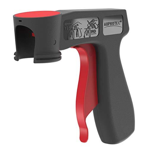 AUPROTEC Original Pistolengriff für Sprühdosen Spraydosen Handgriff...