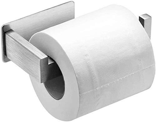 Auxmir Toilettenpapierhalter ohne Bohren, Klopapierhalter Edelstahl...