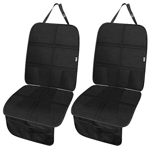 Rovtop 2 Stück Kindersitzunterlage, Autositzschoner, Sitzschoner Auto...