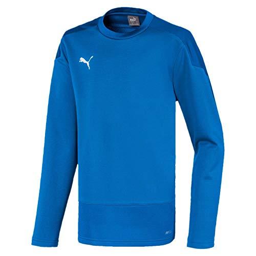 PUMA Jungen teamGOAL 23 Training Sweat Jr T-shirt, Electric Blue...