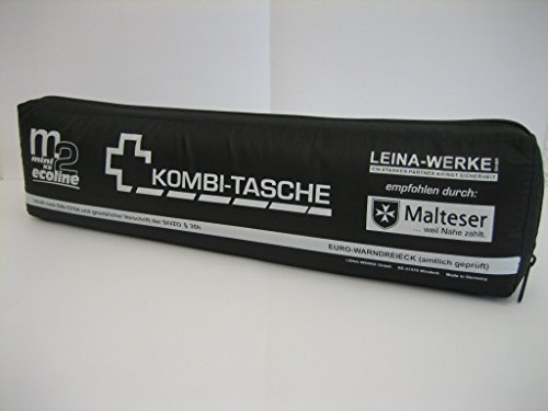 Leina-Werke 14070 Mini-Kombitasche M2 Ecoline mit Klett, XS,...