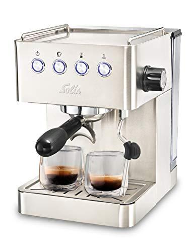 Solis Barista Gran Gusto 1014 Kaffeemaschine - Espressomaschine mit...