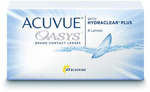 Acuvue Oasys for Astigmatism 2-Wochenlinsen weich, 6 Stück / BC 8.6...