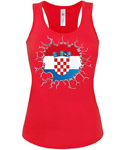 Kroatien Croatia Hrvatska Fussball Fußball Trikot Look Jersey...