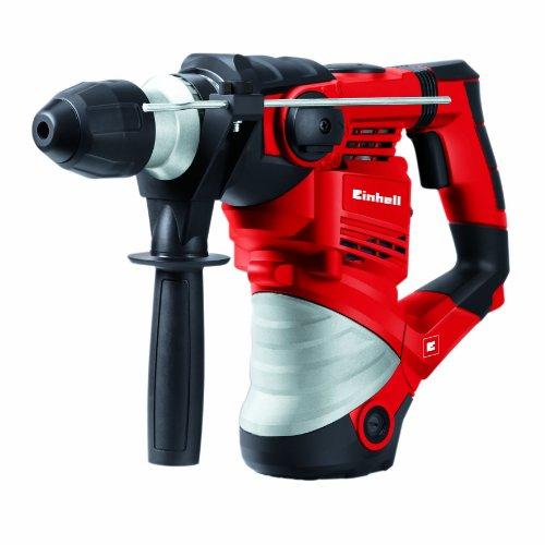 Einhell TC-RH 1600 (4-Funktions-Bohrhammer, 1.600 W, Schlagzahl 3.900...