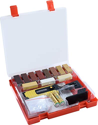 Werkzeyt Holz-Reparatur-Set 17teilig -11 unterschiedliche Farbtöne -...