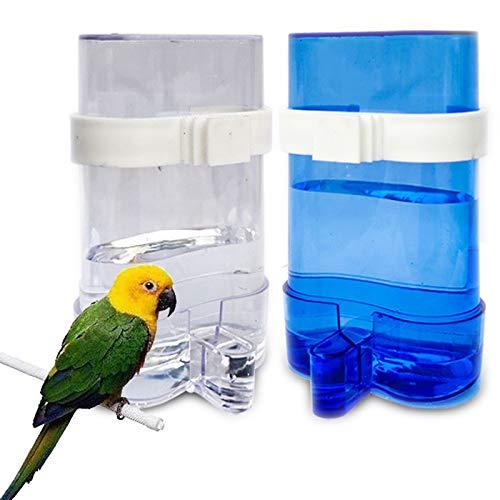 Vögel Automatischer Wasserspender Papageien Futterspender Papageien...
