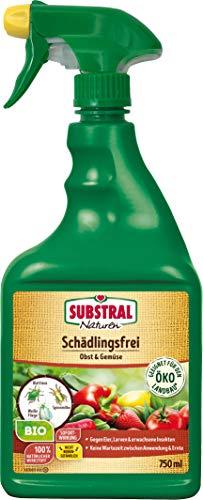 Substral Naturen Bio Schädlingsfrei Obst- & Gemüse, Natürliches...