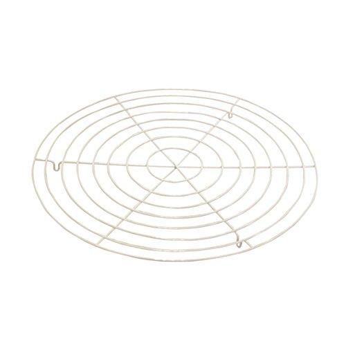 Drahteinlage 32 cm weiß beschichtet Topfeinlage Einlage