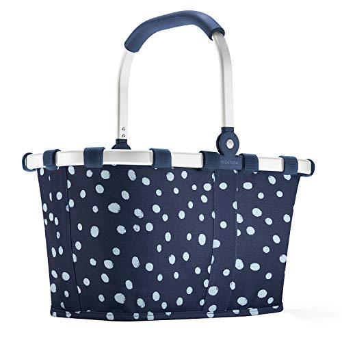 Reisenthel carrybag XS Spots Navy Einkaufskorb Picknickkorb Henkelkorb...