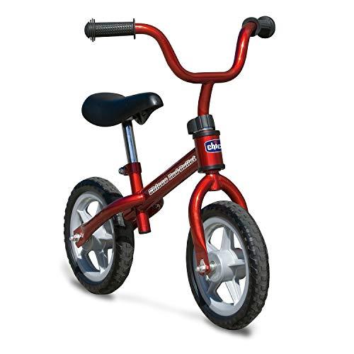 Chicco Red Bullet Laufrad für Kinder 2-5 Jahre, Kinder Laufrad fürs...