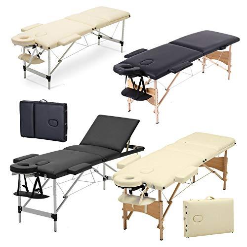 3 Zonen Mobile Massageliege klappbar Massage Kosmetik Bank Ttisch...