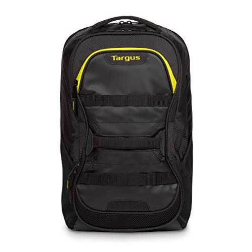 Targus TSB944EU Fitness 15,6' Notebook-Rucksack - Schwarz/Gelb