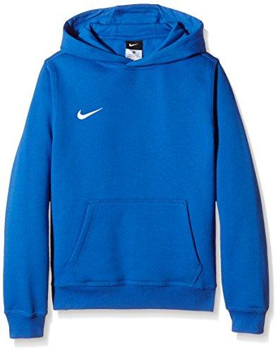 Nike Unisex Kinder Kapuzenpullover Team Club, Blau (Royal...