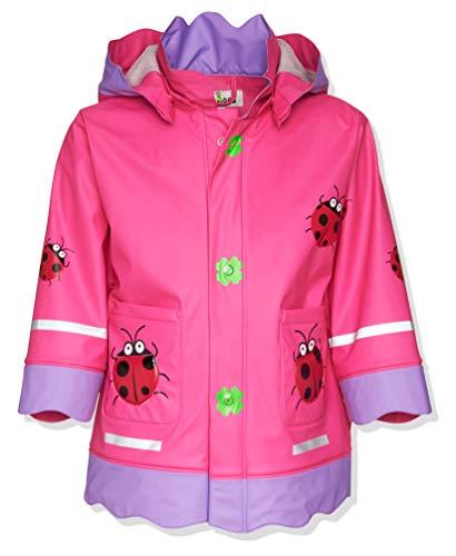Playshoes Baby - Mädchen Regenbekleidung 408583 Regenmantel /...