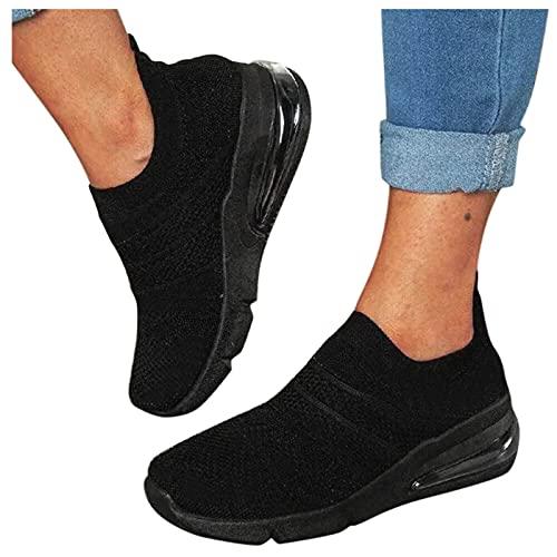 koperras Keilabsatz Sneaker Damen Sportschuhe|Turnschuhe...