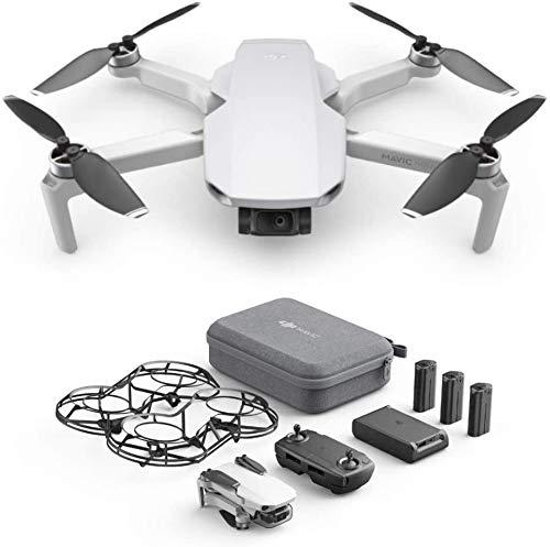 DJI Mavic Mini Fly More Combo (EU) – Drohne und Zubehör Kit, leicht...