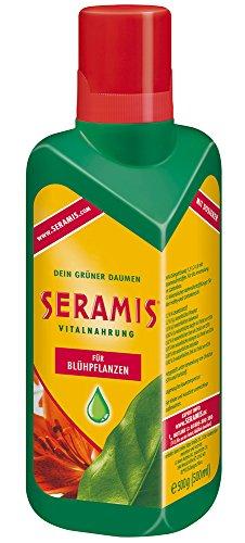 Seramis Flüssiger Pflanzendünger mit Dosierhilfe für alle...