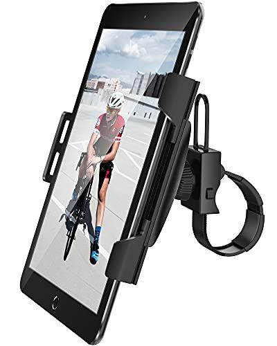 AboveTEK Tablet Halterung, Handyhalterung Fahrrad mit 360° Drehbar...
