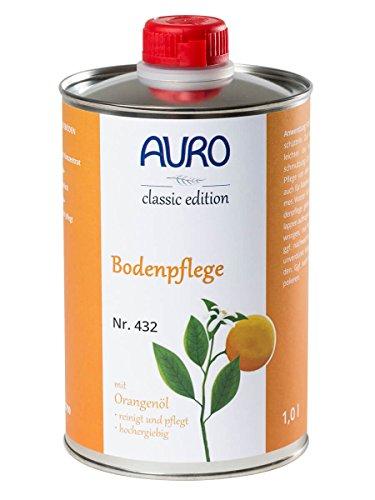 AURO Bodenpflege Nr. 432-1 L