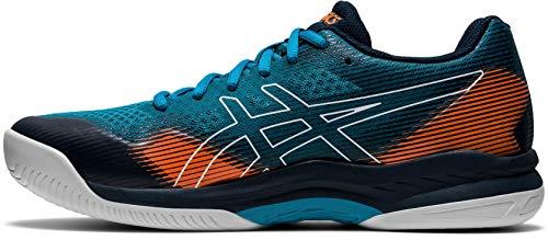 ASICS Herren Gel Hunter 2 Indoor Court Shoe, Teal Blue/French Blue, 47...