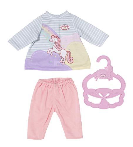 Zapf Creation 704134 Baby Annabell Little Sweet Kleid 36 cm - Pferde...
