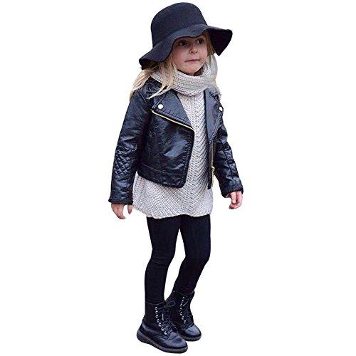 FeiliandaJJ Baby Kinder Mantel, Coat Jacken Herbst Winter Junge...