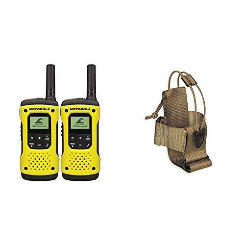 Motorola TLKR T92 H2O PMR Funkgerät (IP67, Reichweite bis zu 10 km),...