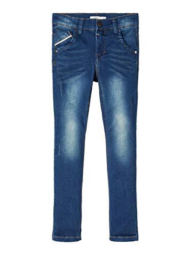NAME IT Boy X-Slim Fit Jeans Super Stretch 98Medium Blue Denim