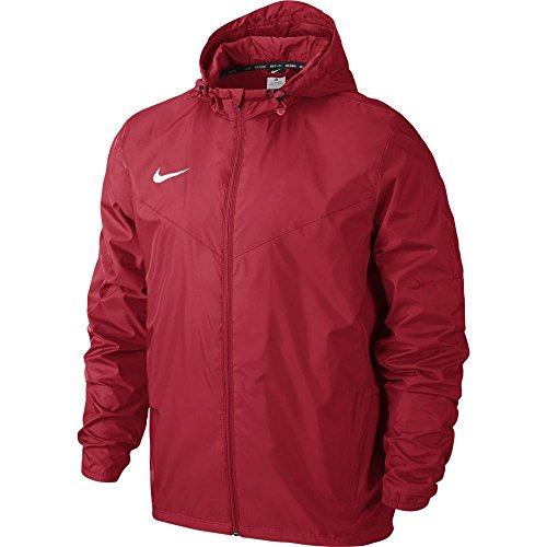 Nike Herren Jacke Sideline Team, rot (University Red/White), S