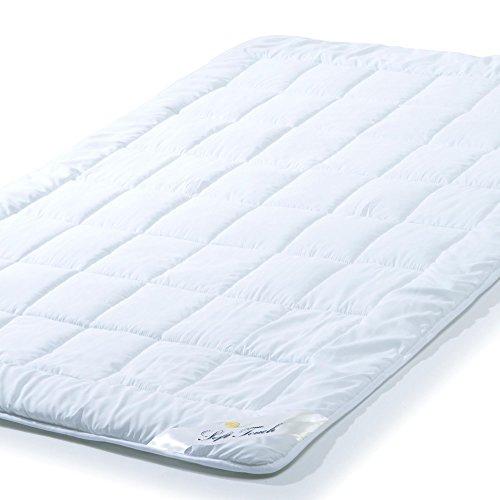 aqua-textil Soft Touch Sommer Leicht Bettdecke 200 x 220 cm Ultra...