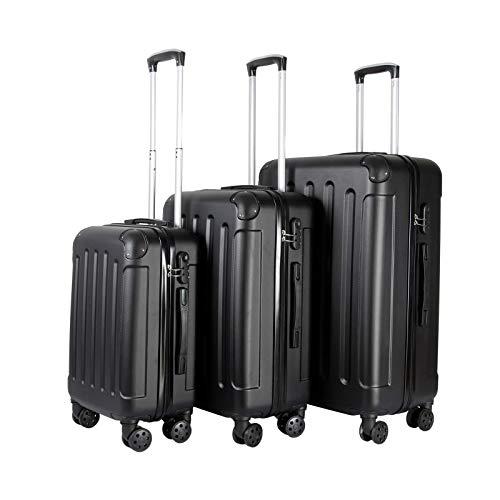 VOSSBACH 3er Kofferset Trolley Koffer Set Hartschalenkoffer...