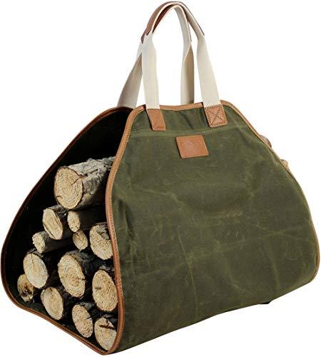 INNO STAGE Canvas-Tasche, langlebig, Holz, Tasche und Zubehör für...