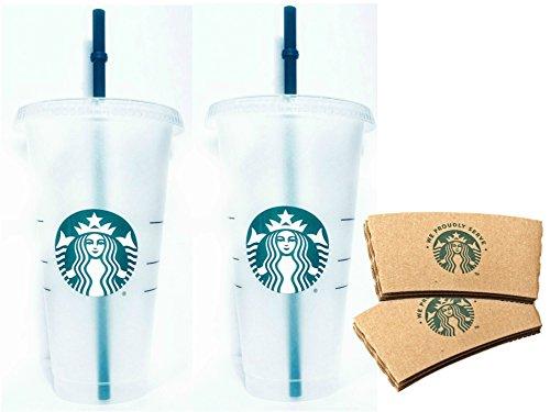 Starbucks Becher für Eis- und Kaltgetränke, wiederverwendbar,...