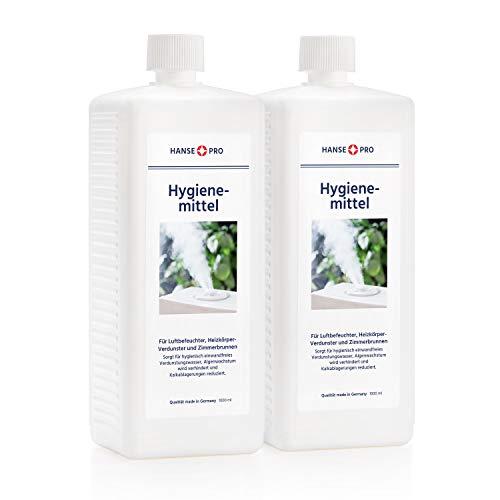 HANSE PRO Hygienemittel, 2 x 1000 ml - Konservierungs-Mittel für...